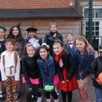 Lyonsdown History Day pupils