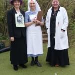 Lyonsdown History Day teachers dress up