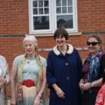 Lyonsdown History Day teachers