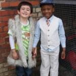 Lyonsdown History Day pupils dressed up