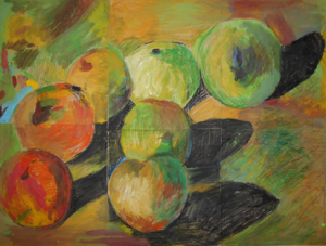 ISA Art competition fruit