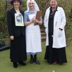 Lyonsdown History Day teachers dress up