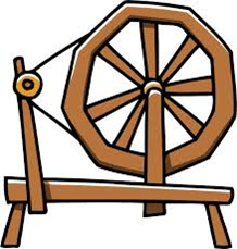 Spinning Wheel Lyonsdown