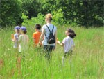Year 2 trip to Denis Bland Environmental centre