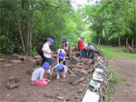 Lyonsdown Year 2 trip to Denis Bland Environmental centre