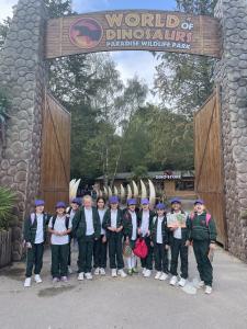 Y4 paradise wildlife park