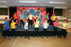 Year 5 production