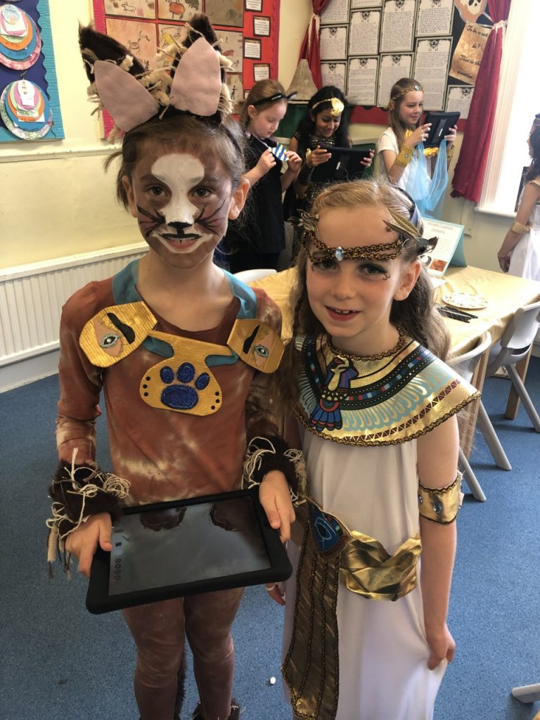 Year 3 Egypt day